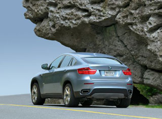 тест-драйв bmw activehybrid x6