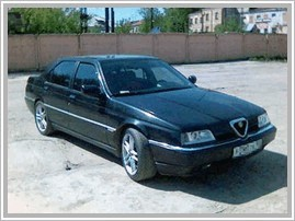 Alfa Romeo 164 2.0 V6 Turbo 204 Hp