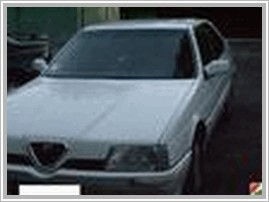 Alfa Romeo 164 2.0 V6 Turbo 201 Hp