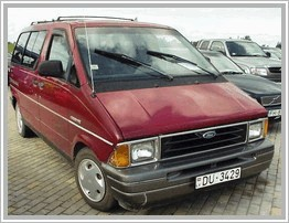 Ford Aerostar 4.0 Long 4 WD XL