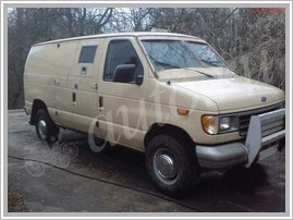 Ford Econoline 4.2 i 197 Hp