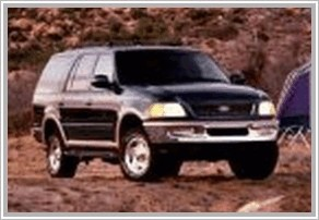 Ford Excursion 5.4 4WD