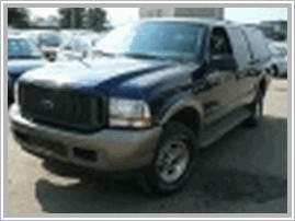 Ford Excursion 7.3 TD 4WD 253 Hp