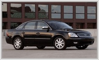 Ford Five Hundred 3.0 i