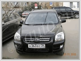 Kia Sportage 2004-2009 2.0 D AT 4WD