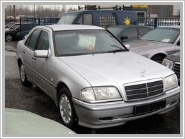 Mercedes C 240 4Matic W203