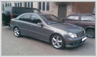 Mercedes E 350 4MATIC S211