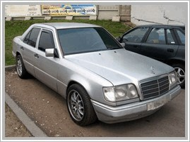 Mercedes E 280 4MATIC W211