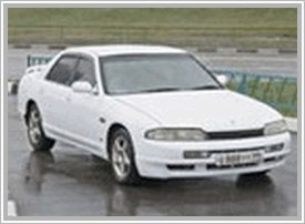 Nissan Skyline 2.5 i 215 Hp