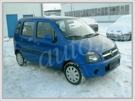 Opel Agila 1.2 MT 86 Hp