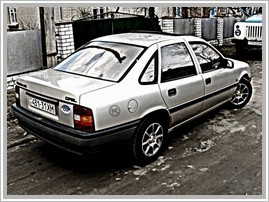 Opel Astra 5dr 1.8 AT