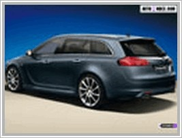 Opel Insignia Sports Tourer 1.6