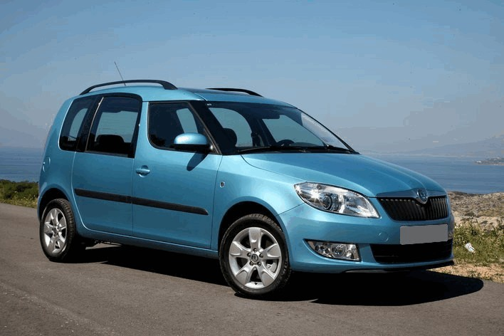Skoda Roomster Scout 1.4 MT