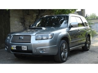 Subaru Forester 2.5XT AT