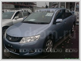 Toyota Allion 1.8 AWD