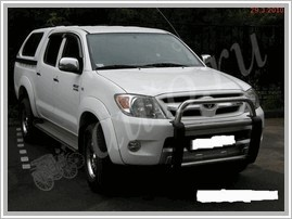 Toyota Hilux Pick Up 2.0 110 Hp
