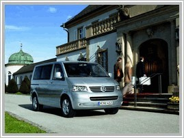 Volkswagen Caravelle 2.0 TDI AT 180 Hp