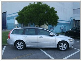 Volvo V50 2.5 AT AWD